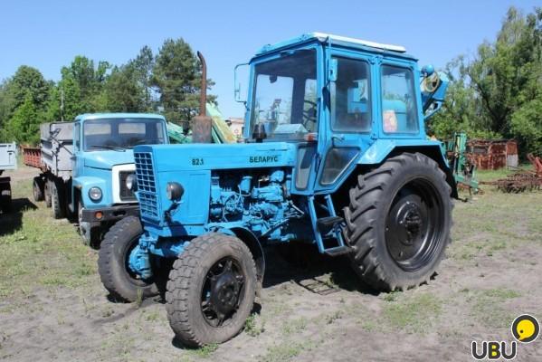 Трактор мтз - 82 в Брянской области. Цена 650 рублей