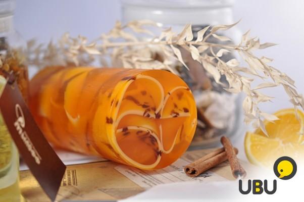 Мыло апельсин с корицей своими руками