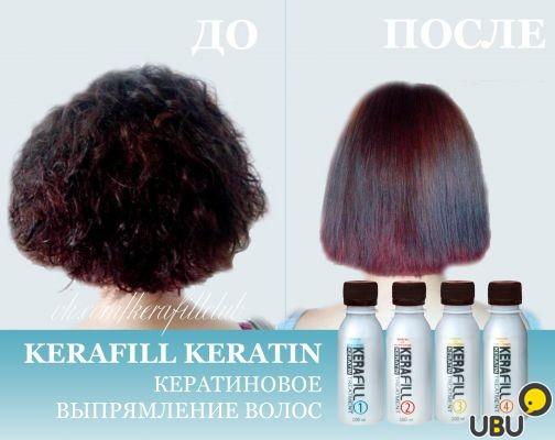 Инструкция для кератинового выпрямления волос в домашних условиях 149