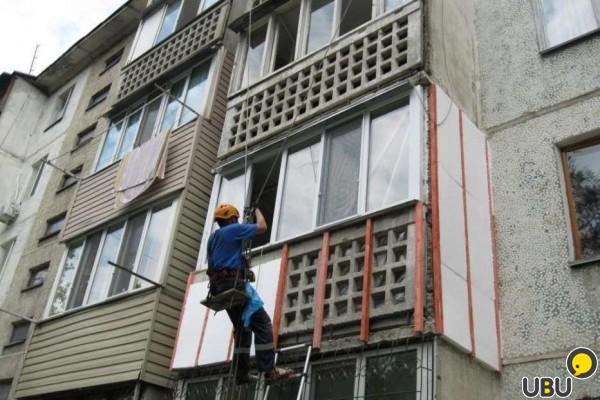Наружная отделка балкона своими руками фото 41