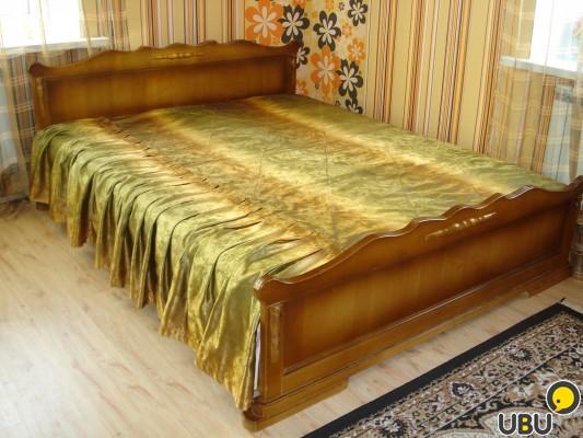 Кровать евро размера