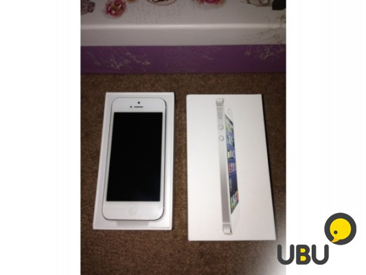 Новый Apple iPhone 5 64GB фото 1