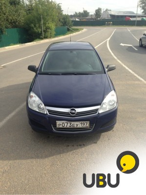 Opel Astra AT 2008г фото 7