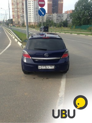 Opel Astra AT 2008г фото 8
