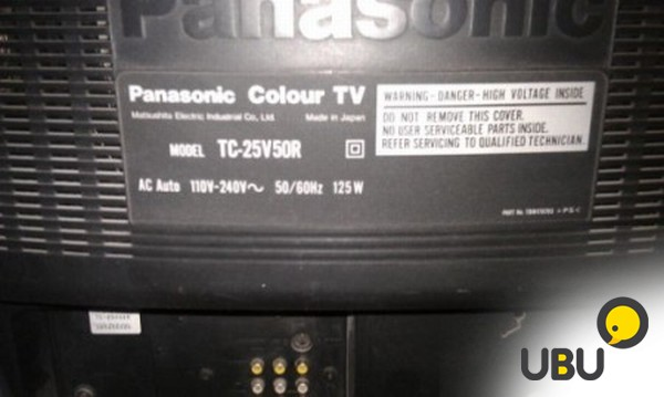 Panasonic TC-25V50R фото 1