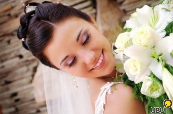 Профессиональный прически для свадьбы