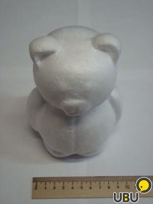 Медведь из пенопласта своими руками 69