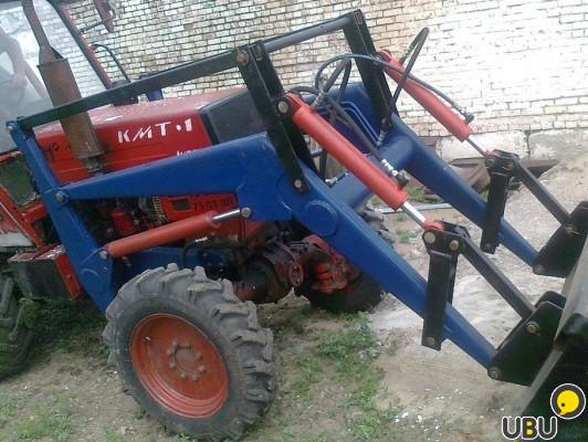 Навесное оборудование для трактора юмз своими руками 734