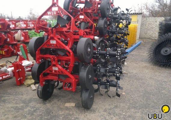 Активная фреза для трактора