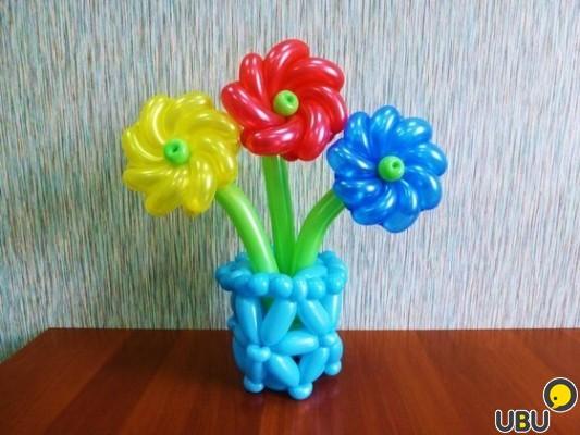 Как сделать цветок из шдм фото - Savvinka.ru
