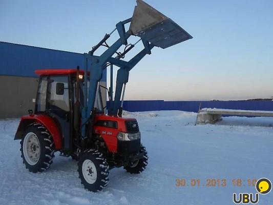 КУН на трактор Т-25 с ковшом купить в Новосибирске по.