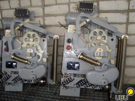 Привод пружинный ПП-67,