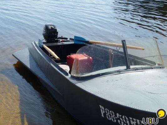 лодка казанка мощность мотора к ней