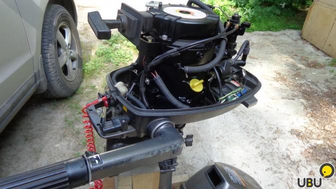 купить лодочный мотор в новосибе