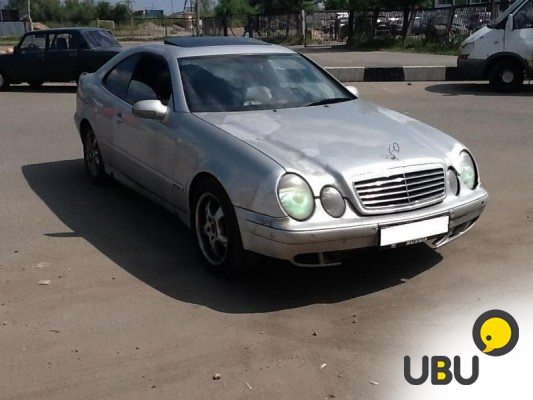 Продам Mercedes-Benz ClK фото 1