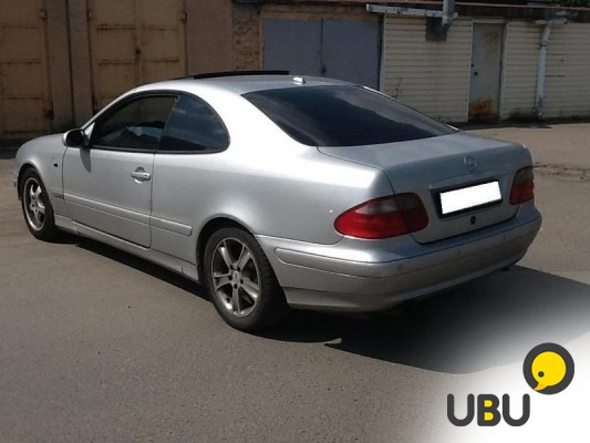 Продам Mercedes-Benz ClK фото 2