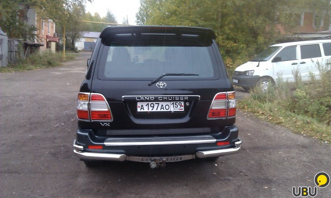 Продам Toyota Land Cruiser 100 фото 2