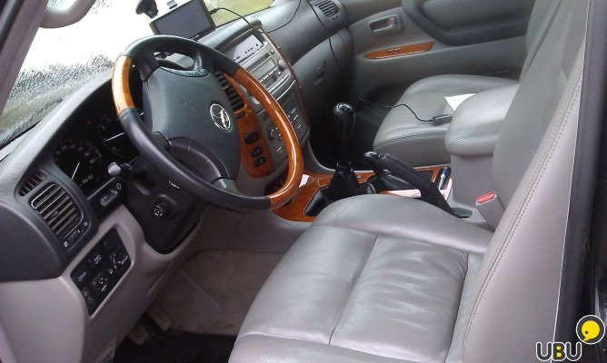 Продам Toyota Land Cruiser 100 фото 3