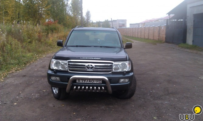 Продам Toyota Land Cruiser 100