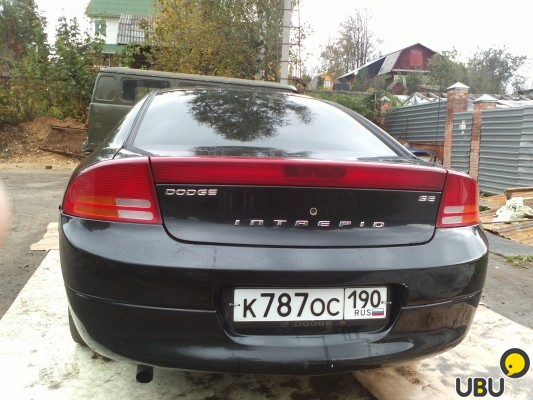 Продаю Dodge Intrepid фото 3