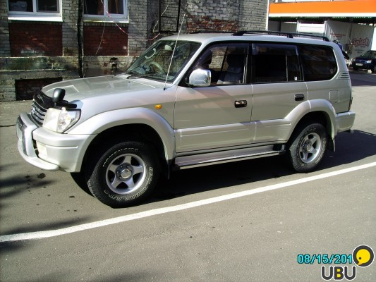 Продаю Toyota Land Cruiser Prado 2000г.в, диз фото 2