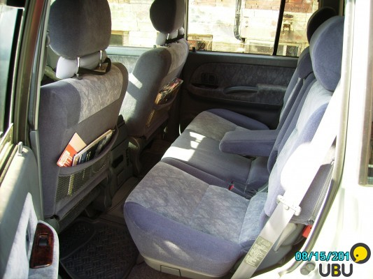 Продаю Toyota Land Cruiser Prado 2000г.в, диз фото 5