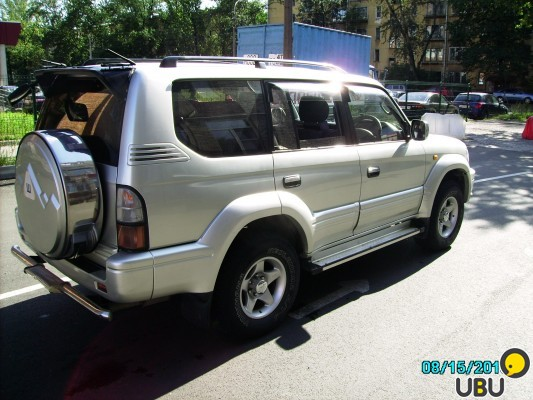 Продаю Toyota Land Cruiser Prado 2000г.в, диз