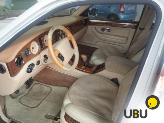 Прокат Bentley Arnage II с водителем фото 2
