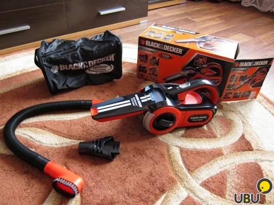 Пылесос BlackDecker PAV 1205