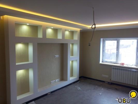 Ремонт квартир в Тюмени, цена на ремонт и отделку квартир