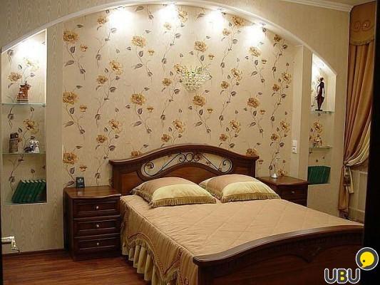 Ремонт спальни фото с отзывами