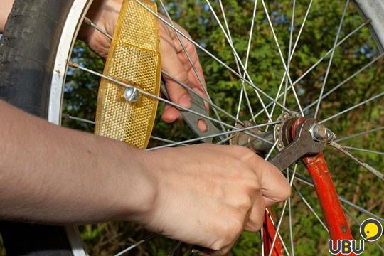 Ремонт своими руками велосипедная камера