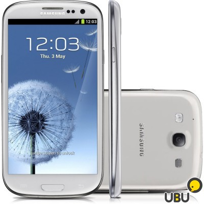 Samsung Galaxy S III 16Gb (Белый/Галька)