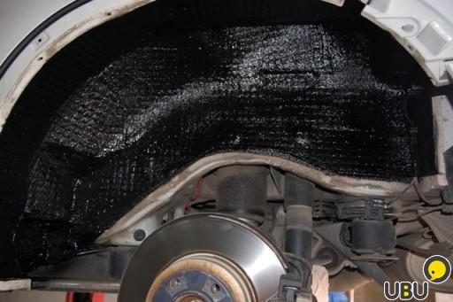 Обработка подкрылков автомобиля своими руками 45