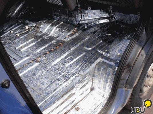Как самому сделать шумоизоляцию а автомобиле