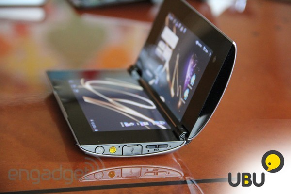 Sony xperia Tablet P