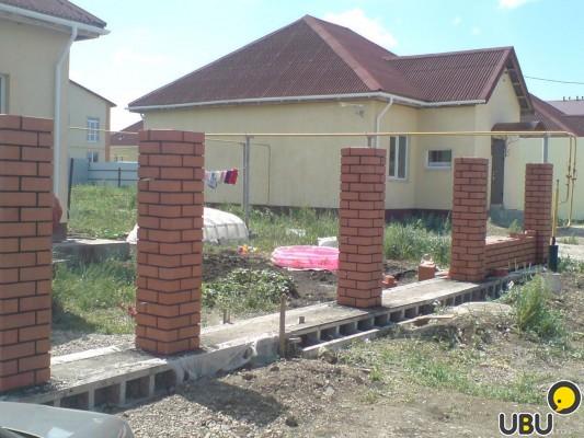 Строительство бани из кирпича своими руками от фундамента до крыши