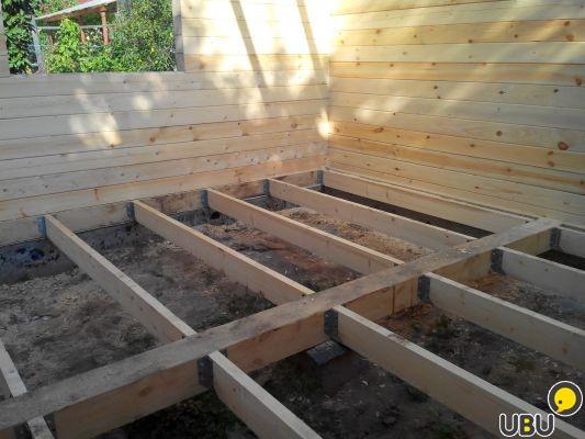 Как построить дом из бруса своими руками пошаговое