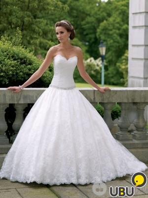 Свадебные платья в наличии и под заказ в Кемерове - купить