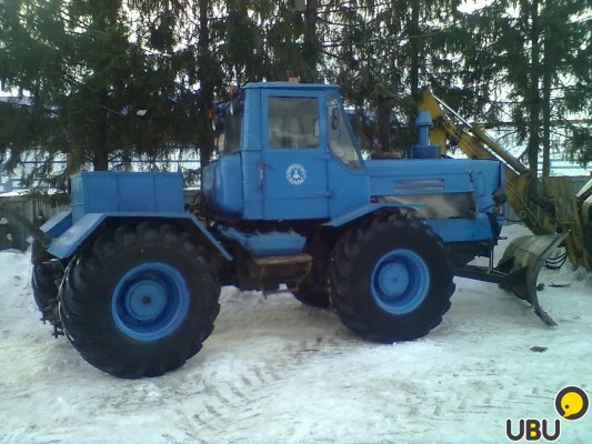 Трактора т 150 по башкирии бу 117