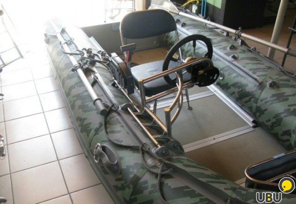 Рулевая консоль для пвх лодки своими руками