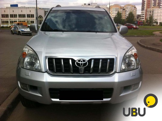 Toyota Land Cruiser Prado, 2004 г