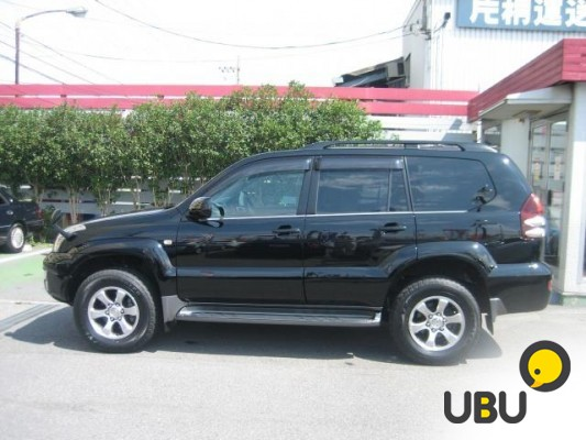 Toyota Land Cruiser Prado, 2009 год фото 2