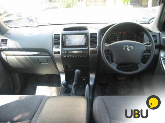 Toyota Land Cruiser Prado, 2009 год фото 3