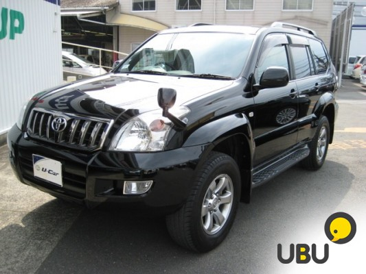 Toyota Land Cruiser Prado, 2009 год