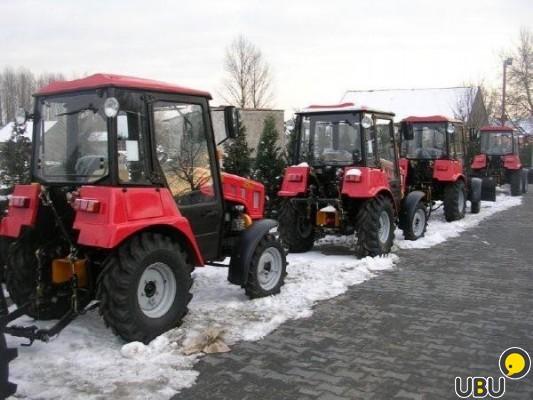 Трактор Беларус-320.4 - Купить в Москве по доступной цене