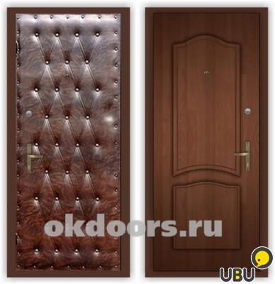 двери входные металлические бронированные 6 мм