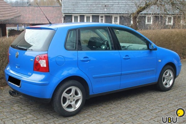 Volkswagen Polo 1.2 Highline фото 1