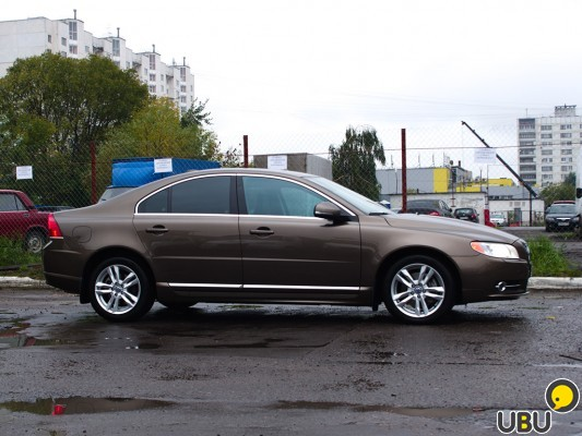 Volvo S80 -  2013 г фото 2
