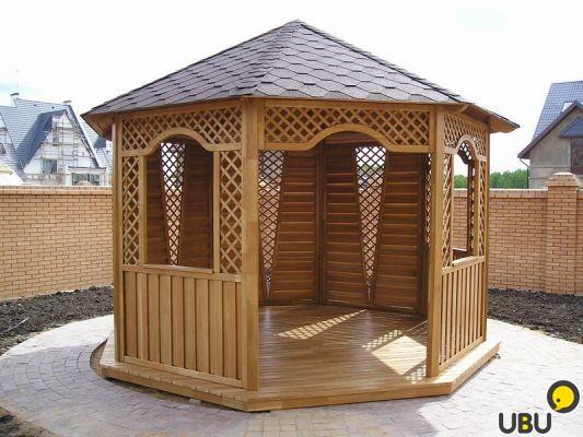 Ворота откатные/распашные, беседки из дерева в Мытищах , купить Ремонт и строительство на ubu, 17281137.